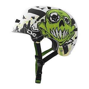 Capacete importado TSG Evolution art design helmet - G/GG