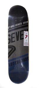 """Shape Seven SKATEBOARD LOGO 8.0"""" + LIXA"""