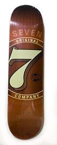 """Shape Seven SKATEBOARD COMPANY 8.0"""" + LIXA"""