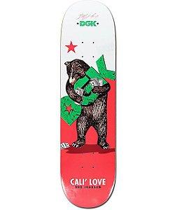 """SHAPE IMPORTADO MAPLE DGK Boo Cali Bear 8.0"""" + LIXA IMPORTADA EMBORRACHADA"""