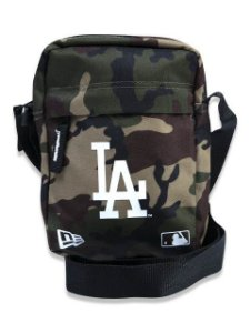 SHOUDER BAG NEW ERA MLB LOS ANGELES DODGERS CAMUFLADA