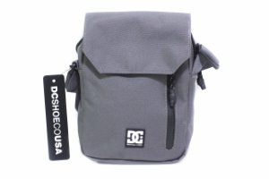 SHOUDER BAG DC SHOES STARCHER IMP PEWTER