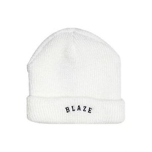 Beanie Blaze Supply Curve White