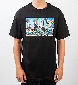 Camiseta especial dgk Venice - Black