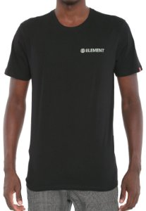 CAMISETA ELEMENT BLAZIN CHEST PRETA