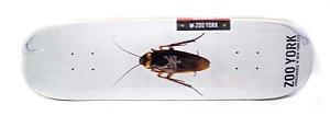"Shape Marfim Zoo York Cockroach 8.0"" + Lixa Gratis"