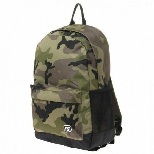 Mochila Dc Shoes Backsider Print Importada