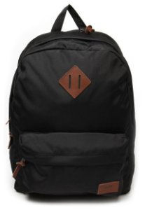 MOCHILA VANS OLD SKOOL PLUS - PRETO