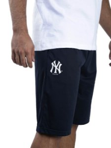 BERMUDA NEW ERA  JERSEY MLB NEW YORK YANKEES SPORT STRIPES
