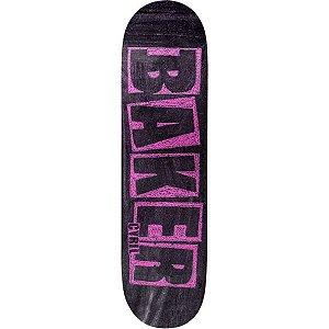 "Shape Baker Cyril Jackson Brand Name Chalk 8.1"" + LIXA EMBORRACHADA GRÁTIS"