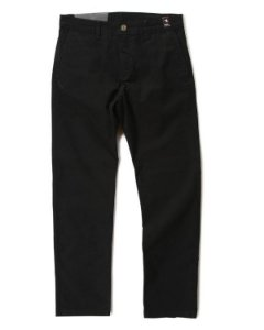 Calça Chino Black simple skateboard