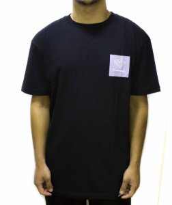 CAMISETA DIAMOND MINI OG SING - BLACK