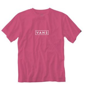 CAMISETA VANS EASY BOX PURPLE