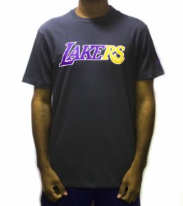 CAMISETA NEW ERA NBA LOS ANGELES LAKERS UNDER DANCE - CHUMBO