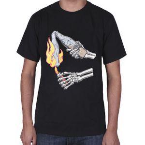 Camiseta Chronic Molotov - preta