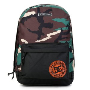 MOCHILA DC SHOES BACKSTACK CAMUFLADA - CAMUFLADO