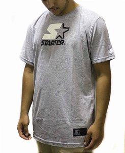 Camiseta Starter Especial Estampada Cinza