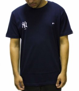 CAMISETA NEW YORK YANKEES MLB - MARINHO