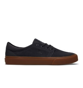 TÊNIS DC SHOES TRASE SD CHARCOAL/BLACK