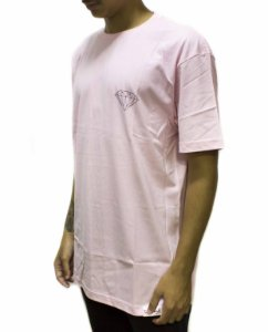 CAMISETA DIAMOND BRILLIANT TEE - PINK