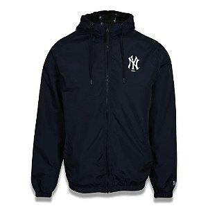 JAQUETA NEW ERA CORTA VENTO (WINDBREAKER) NEW YORK YANKEES MLB - PRETA