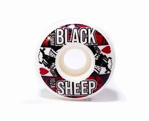 RODA BLACK SHEEP PRO IMPORTADA 55mm 102A