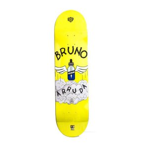 "SHAPE ASPECTO GANG- PIG G PRO MODEL BRUNO ARRUDA HEAT-TRANSFER 8.12"" + LIXA GRATIS"