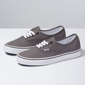 TÊNIS VANS AUTHENTIC PEWTER/BLACK