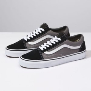 TÊNIS VANS OLD SKOOL - PEWTER/BLACK