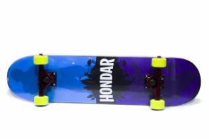 SKATE MONTADO HONDAR PRO PAINTBALL - NEW