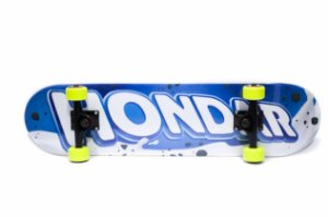 SKATE MONTADO HONDAR PRO CRACKER - NEW