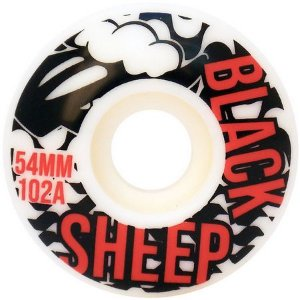 Roda  Black Sheep Importada 54mm 102A