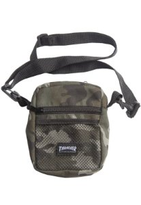 Shoulder Bag Thrasher Magazine Camo Logo