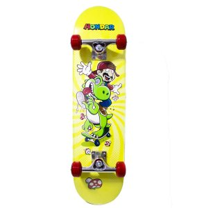 "SKATE HONDAR RED IMPORTADO MONTADO PRO DRAGON - NEW ""MAPLE"""