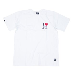CAMISETA CHRONIC I LOVE FI - BLANCA