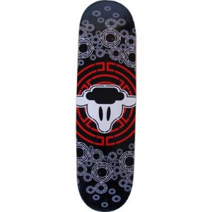 "SHAPE BLACK SHEEP LOGO SHEEP BLACK 8.0"" + LIXA GRÁTIS"