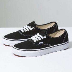 TÊNIS VANS AUTHENTIC CLASSIC - BLACK/WHITE
