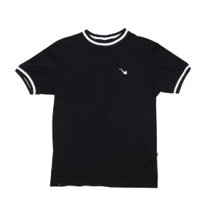 Camiseta blaze supply Tee Small Pipe Black