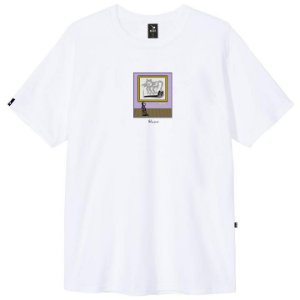 Camiseta blaze supply Tee Painting White