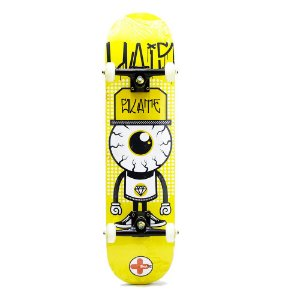 SKATE MONTADO MAIS SKATEBOARD MUTANT EYE
