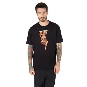 CAMISETA BLUNT BASIC SICKLED - PRETA