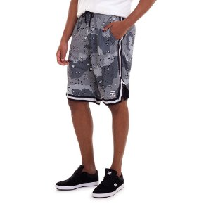 BERMUDA DC SHOES WALKSHORT PRESNEN BASKET - CAMO
