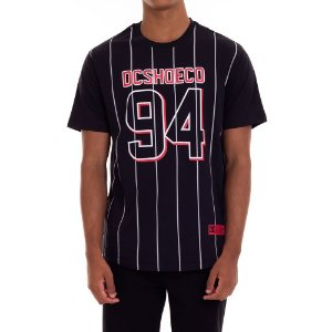 CAMISETA DC SHOES ESPECIAL PAYNES - BLACK/RED