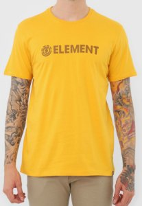 CAMISETA BLAZIN ELEMENT - AMARELA