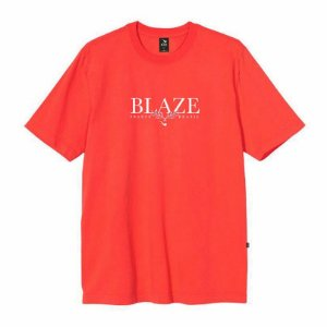 Camiseta Blaze supply Tee Leaf Orange
