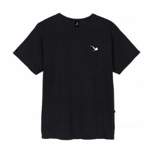 Camiseta Blaze Supply Tee Pipe Back Black