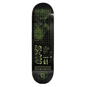 "shape Cocks Skateboard mantra 8.0"" + Lixa Grátis"