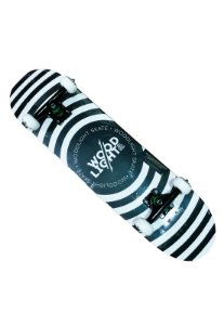 SKATE MONTADO WOOD LIGHT SKATEBOARD CIRCLE LOGO