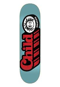 "Shape Child Skateboard - Extrude 8.0"" + Lixa grátis"
