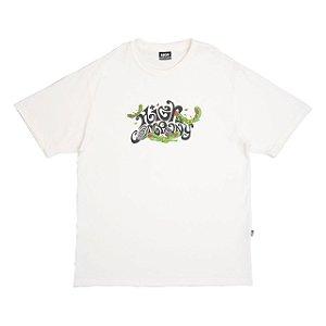 Camiseta High Tee Groove White